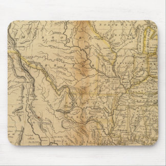 United States 34 Mouse Pad