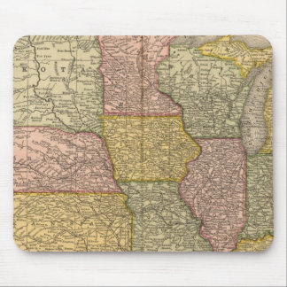 United States 35 Mouse Pad