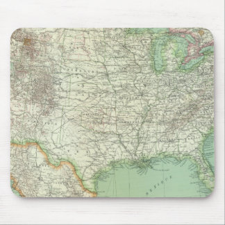 United States 7 Mouse Pad