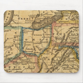 United States 9 Mousepads