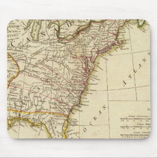 United States 9 Mouse Pad