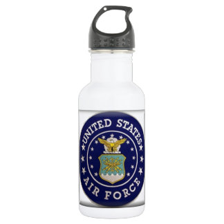 United States Air Force Emblem 532 Ml Water Bottle