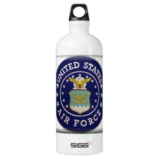United States Air Force Emblem SIGG Traveller 1.0L Water Bottle