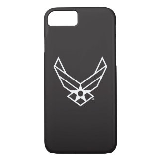 United States Air Force Logo - Black iPhone 7 Case