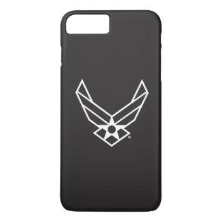 United States Air Force Logo - Black iPhone 7 Plus Case