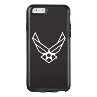 United States Air Force Logo - Black OtterBox iPhone 6/6s Case