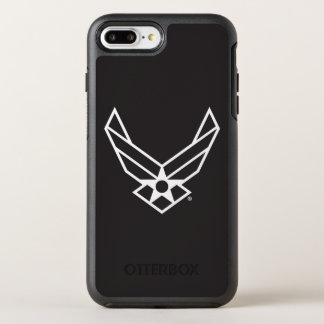United States Air Force Logo - Black OtterBox Symmetry iPhone 7 Plus Case