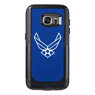 United States Air Force Logo - Blue OtterBox Samsung Galaxy S7 Case