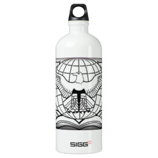 United States Air Force Security Forces F/Badge SIGG Traveler 1.0L Water Bottle