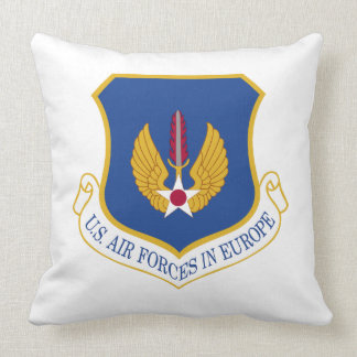 United States Air Forces in Europe Cushion