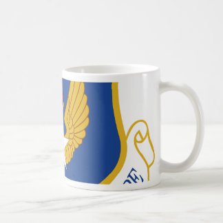 United States Air Forces in Europe Emblem Basic White Mug