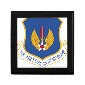 United States Air Forces in Europe Emblem Gift Boxes
