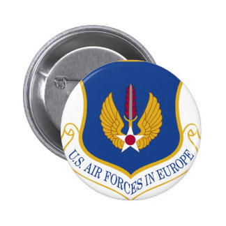United States Air Forces in Europe Emblem Pin