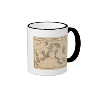 United States, America 40 Ringer Coffee Mug