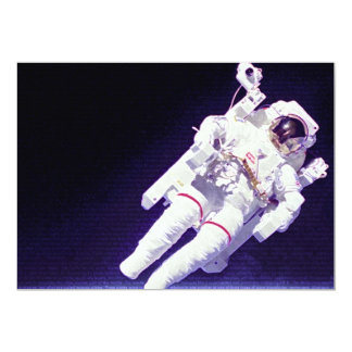 United States Astronaut Card