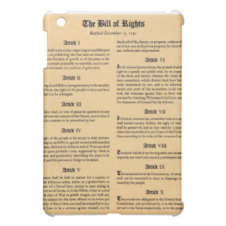 United States Bill of Rights Case For The iPad Mini
