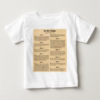 United States Bill of Rights Tshirt