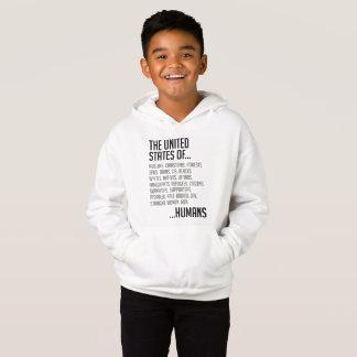 United States Boy's Hoodie