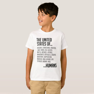 United States Boy's T-Shirt