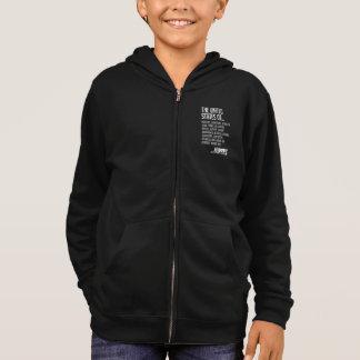 United States Boy's Zip Hoodie