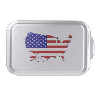 United States Cake Pan