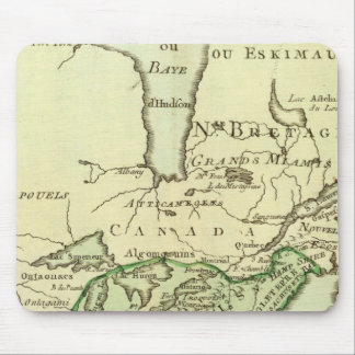 United States, Canada 2 Mouse Pad