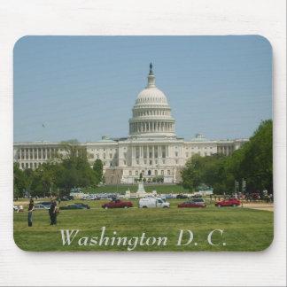 United States Capital Mouse Pad