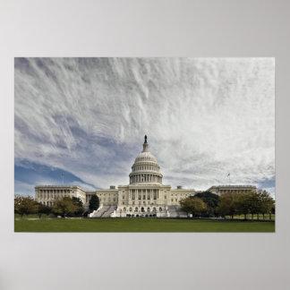 United States Capital Print