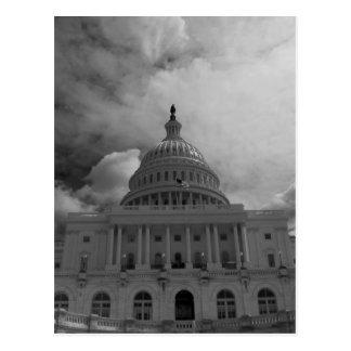 United States Capitol Building Washington DC Postcard