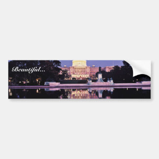 United States Capitol Bumper Stickers