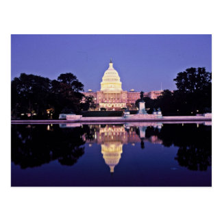 United States Capitol Postcards