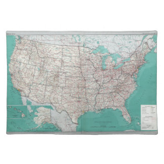 United States Place Mat