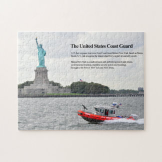 United States Coast Guard April Puzzle