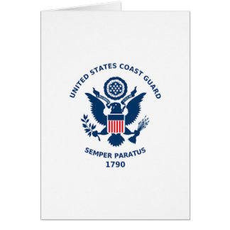 United States Coast Guard Greeting Cards