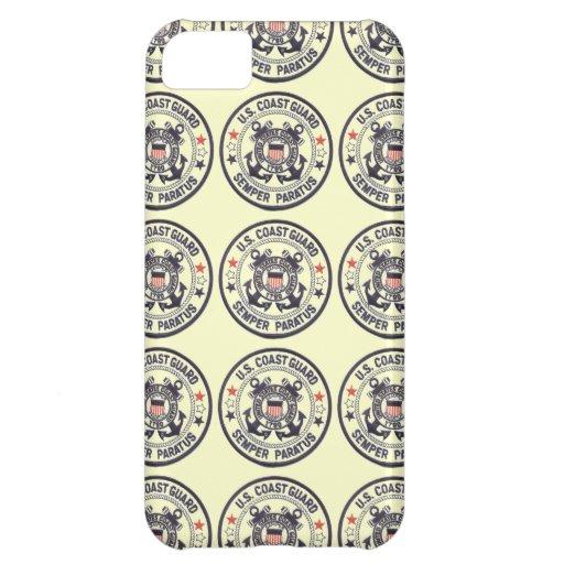 United States Coast Guard iPhone 5C Cover