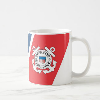 United States Coast Guard Coffee Mug