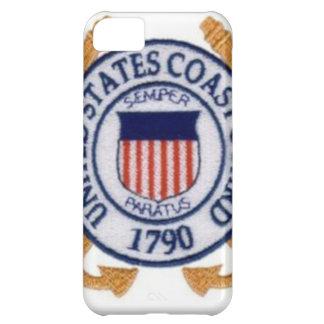 United States Coast Guard Emblem Case For iPhone 5C
