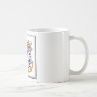 United States Coast Guard Emblem Coffee Mug