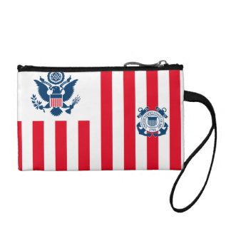 United States Coast Guard Ensign Coin Wallets