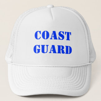 UNITED STATES COAST GUARD HATS BY WASTELANDMUSIC
