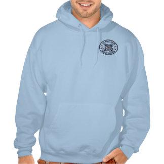United States Coast Guard Hooded Sweatshirt