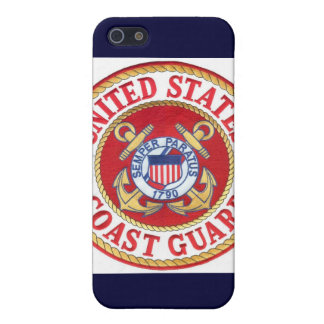 united states coast guard iPhone 5/5S cases