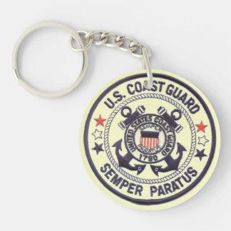 United States Coast Guard Key Chains