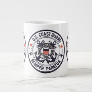 United States Coast Guard Large Coffee Mug