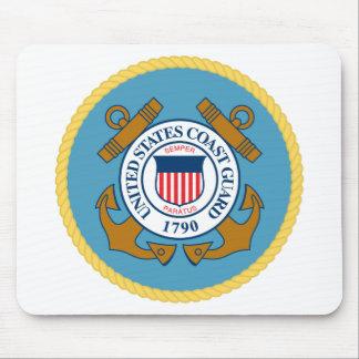 United States Coast Guard Mouse Pad
