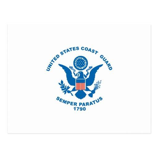 United States Coast Guard Postcard