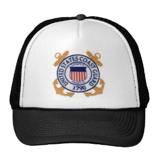 United States Coast Guard Seal Cap