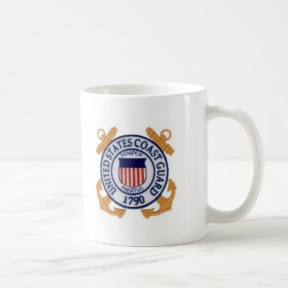 United States Coast Guard Seal Coffee Mug