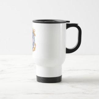 United States Coast Guard Seal Coffee Mug