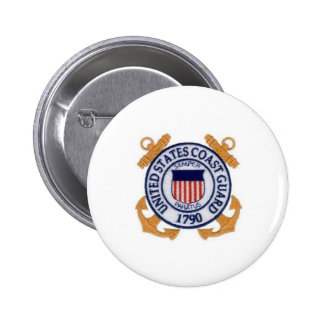 United States Coast Guard Seal Pins